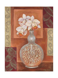 Orchid II Premium Giclee Print by Eva Misa
