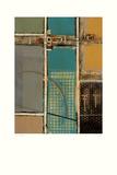 Circuitry II Premium Giclee Print by Michael Lentz