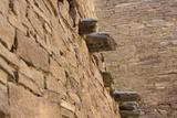 Masonry Walls, Vigas, Pueblo Bonito, Anasazi/Ancestral Puebloan Site in Chaco Canyon, New Mexico Photographic Print