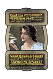 Advertisement for Armour's Extract of Beef, 1900 Giclee Print