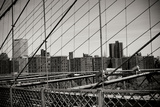 Brooklyn Bridge VI Photographic Print by Erin Berzel