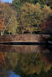 Bridge in Fall I Photographic Print by Tammy Putman