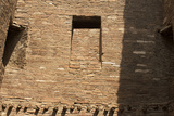 Second-Story Windows at Pueblo Bonito, Anasazi/Ancestral Puebloan Site in Chaco Canyon, New Mexico Photographic Print