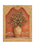 Sienna Fruit II Giclee Print by Pamela Gladding
