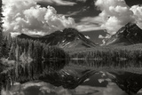 Leach Lake Photographic Print by George Johnson
