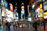 Times Square I Photographic Print by Erin Berzel