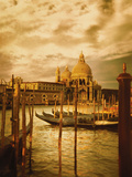 Venezia Sunset II Photographic Print by Philip Clayton-thompson