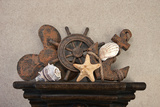 Nautical Still Life I Photographic Print by C. McNemar