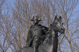 Equestrian Statue of Henry Knox at Valley Forge, Pennsylvania Photographic Print