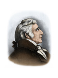 William Whipple, a Signer of the Declaration of Independence from New Hampshire Giclee Print