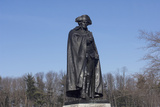 Statue of Prussian Drillmaster Baron Von Steuben at Valley Forge, Pennsylvania Photographic Print