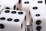 Dice III Photographic Print by C. McNemar