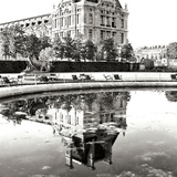 Jardin des Tuileries I Photographic Print by George Johnson
