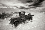 Bannack Truck Photographic Print by George Johnson