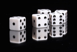 Dice II Photographic Print by C. McNemar