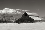 Mt. Shasta I Photographic Print by George Johnson
