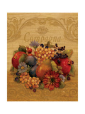Compagna Premium Giclee Print by Pamela Gladding