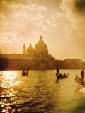 Venezia Sunset I Photographic Print by Philip Clayton-thompson