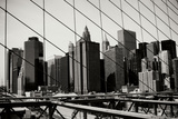 Brooklyn Bridge V Photographic Print by Erin Berzel