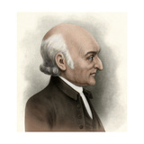George Wythe, a Signer of the Declaration of Independence from Virginia Giclee Print