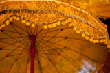 Banteay Kdei Umbrella Photographic Print by Erin Berzel