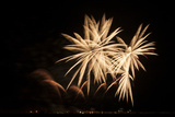 Fireworks at Havasu II Photographic Print by George Johnson