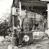 Sautee Store II Photographic Print by George Johnson
