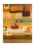 Palm Springs II Premium Giclee Print by S. Rodriguez