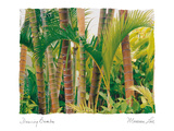 Dancing Bamboo Photographic Print by Maureen Love