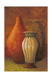 Exotic Vessels I Premium Giclee Print by Jillian Jeffrey