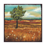 Distant Fields II Premium Giclee Print by Tamara Angeney