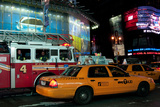 News in Times Square II Photographic Print by Erin Berzel