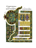 Beginning of the Book of Luke, Lindisfarne Gospels, 1100s Giclee Print