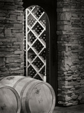 Wine Cellar I Photographic Print by Scott Larson