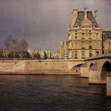 The Louvre Paris I Photographic Print by Rita Crane