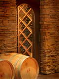 Wine Cellar III Photographic Print by Scott Larson