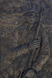 African-American Revolutionary Soldier Memorial at Valley Forge, Pennsylvania Photographic Print