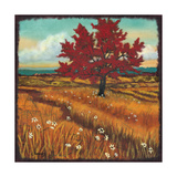 Distant Fields I Premium Giclee Print by Tamara Angeney