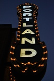 Portland Sign Photographic Print by Brian Moore