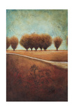 Abstract Landscape I Prints by Susan Osborne