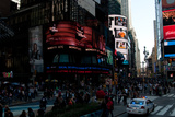 Times Square IV Photographic Print by Erin Berzel