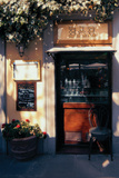 Fiesole Café I Photographic Print by John Warren
