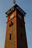 Clock Tower Photographic Print by Brian Moore