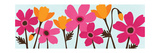 Spring Bouquet Panel I Giclee Print by N. Harbick