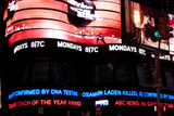 News in Times Square I Photographic Print by Erin Berzel