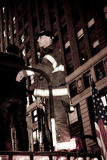 FDNY Firefighter I Photographic Print by Erin Berzel