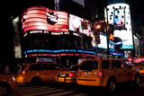 News in Times Square III Photographic Print by Erin Berzel