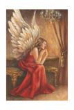 Angel Posters by Ella Belamar