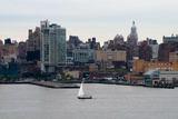 NYC and Hudson River II Photographic Print by Erin Berzel