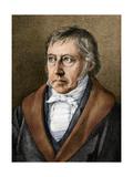 Georg Wilhelm Friedrich Hegel Giclee Print